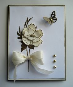 I love this stamp set beautiful flower