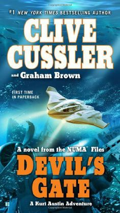 Devil's Gate (Numa Files, Book 9)/Clive Cussler, Graham Brown