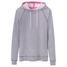 Joules U Marlston Hooded Lightweight Sweatshirt - Anna Davies