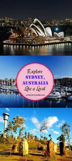 How to Explore Sydney, Australia like a Local   What to do in Sydney, Australia   Sydney Harbour   Watson's Bay   Bondi Beach   Where to stay in Sydney   Things to do for free in Sydney, Australia