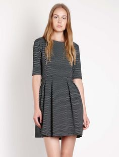 Fit and flare dress Marella
