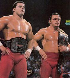 WWF World Tag Team champions The British Bulldogs