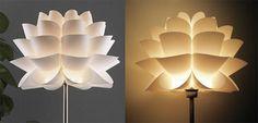 Modern Paper Lamps design
