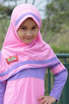 Lovely Tuesday from Naylakidz, kids wear for moslem. #hijab #fashionhijab  www.naylakidz.com