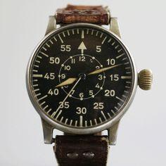 Fliegeruhr, Luftwaffe B-Uhr