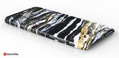 Black River Marble iPhone 6 Cover by Madotta