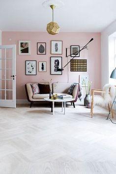 oud roze in je interieur