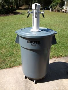 Cheep outdoor kegerator