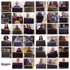 We love DMU Square Mile De Montfort University, Photo Wall, Love, Amor, Photograph, El Amor