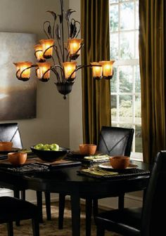 tips on chandelierssize and how high to hang them dining room - Lights For Dining Rooms