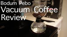 Simple How To Use and review of Bodum Pebo Vacuum Coffee Maker This is a simple how to use and review of the Bodum Pebo Vacuum Coffee Maker. We just got it for Christmas (Thanks Mrs. Sauce!) I've brewed 5 pots of coffee with this and it is the best coffee maker I've used! The coffee taste amazing and comes out with a tasting like it smells! Bold and very very smooth with all of the natural oils and acids that usually get left behind in filters! This is not the coffee maker for the person on…