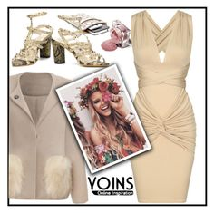 """""""Yoins 39"""" by erina-salkic ❤ liked on Polyvore featuring Alaïa, yoins, yoinscollection and loveyoins"""