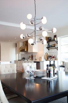 no by-rydens supreme-taklampe 1520539 Scandinavian Ceiling Lighting, Scandinavian Table Lamps, Scandinavian Kitchen, Kitchen Lamps, Kitchen Lighting, Home Lighting, Lighting Ideas, Supreme, Fade To Black