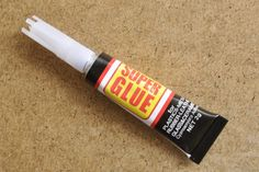How to Remove Super Glue From Plastic Lenses