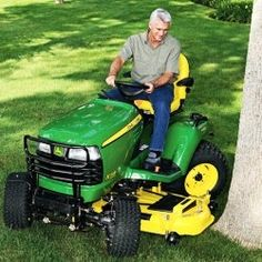 John Deere Riding Lawn Mower and tractor Hoods. Find High quality replacement hoods for your John Deere Lawn Mowers