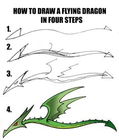 How draw dragons, In this epic tutorial, you will learn how to draw cool dragons using simple shapes like a circle or a rectangle. Description from appsdirectories.com. I searched for this on bing.com/images