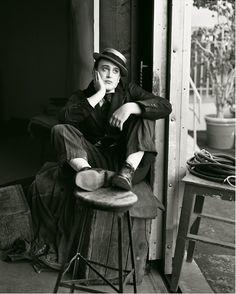 Jason Segel for Vanity Fair - What a doll.