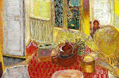 Pierre Bonnard (1867-1947) Le petit déjeuner 1936