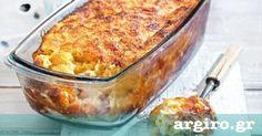 Σουφλέ με τυριά, ζαμπόν και πιπεριές Φλωρίνης από την Αργυρώ Μπαρμπαρίγου | Μια συνταγή από το βιβλίο μου γλυκά και αλμυρά σουφλέ