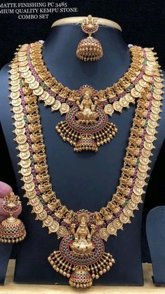 Silver Wedding Jewelry, Gold Jewelry, Beaded Jewelry, Jewelery, Bridal Necklace Set, Gold Bridal Earrings, Bridal Jewellery, Jewelry Design Earrings, Gold Jewellery Design