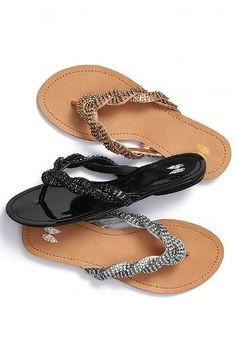 fancy flips flops!