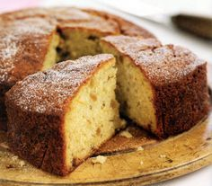 Pear and Ginger Cake Recipe *** Want to know more, click on the image. #CakesRecipes