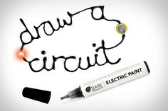 Bare Conductive Electric Paint