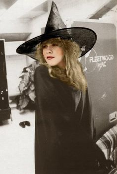 Stevie Nicks The White Witch