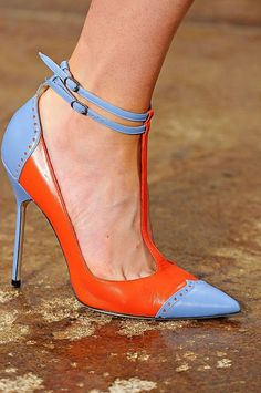 Sophie Theallet, amazing shoes, New york fashion week, catwalk shows, spring summer 2012,
