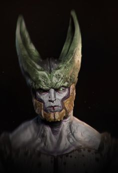 Dragonball Z - Realistic Cell