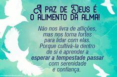 A Paz de Deus Jesus Prayer, Grateful, Prayers, Vivo, Universe, Prayer, Beans