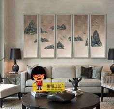 实物画、装饰画、秋季山系列、创意画品、需要资料联系:2880084668     18129906085