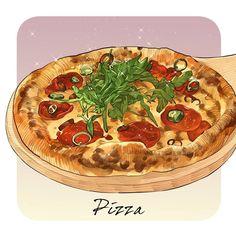 Pizza ~ Le Delicatessen