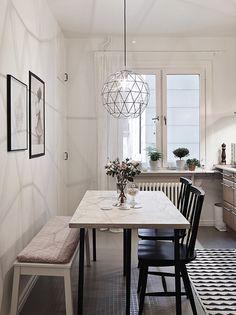 Inspiration 2766: Decor Inspiration Ideas: Dining Room | nousDECOR.com