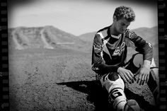 """Champions may fall, but they never give up"" - Ryan Dungey."