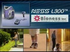 http://www.bioness.com - Intro to L300 Foot Drop System.    This system helps people with foot drop (drop foot) caused by damage to Central Nervous System (stroke, MS, brain injury, spinal cord injury).
