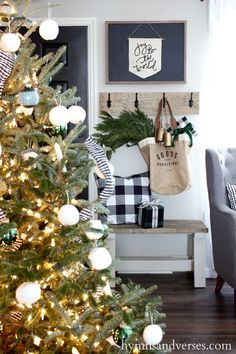 Image result for christmas home tours