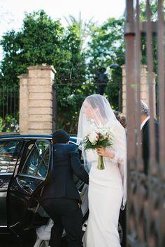 Super Stylish Spanish Wedding | Lorena San Jose Photography