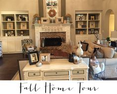 House of Hargrove - A Country Couture Home Come tour our home to get lots of ideas on decorating for Fall.
