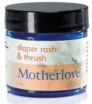 Motherlove Diaper Rash & thrush Cream.. Hope I don't need this but just in case