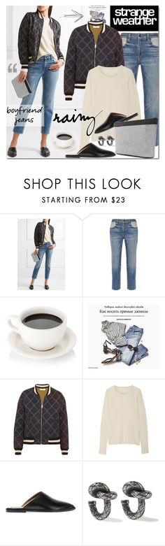 """Boyfriend Jeans"" by elena-777s ❤ liked on Polyvore featuring James Perse, Alexander Wang, Étoile Isabel Marant, All Tomorrow's Parties, Bottega Veneta, boyfriendjeans, 2017 and springsummer2017"