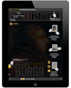 Ale Historia. August 2013 Magazine for iPad #MagPlanet #TabletMagazine #DigitalMag