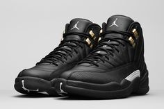 AIR JORDAN 12 (THE MASTER) - Sneaker Freaker