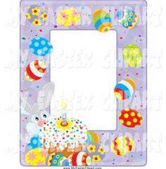 Easter Border Clip Art | Microsoft Easter Borders Clipart ...
