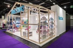 Stand at Kind & Jugend Cologne by Escato Stands
