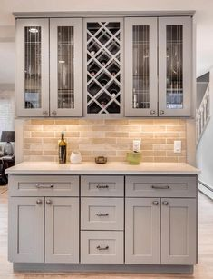 The right style for your lifestyle #CustomCabinets #KEInteriorSolutions