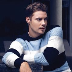 Stud �� @joshhenderson from @the_arrangement wearing @sandroparis sweater for @lapalmemagazine Spring Cover Shoot. #stylebyderek assisting by me ���� and @ashleyalxandria http://tipsrazzi.com/ipost/1511139926468780161/?code=BT4pcG7FOCB