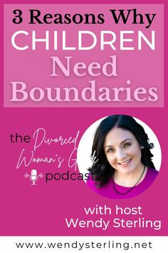 One of the few boundaries that we recognize setting is the ones with our children. And as any parent knows it is in our children's DNA to poke and test us repeatedly. They continue to push our limits and the upside to this behavior is that it enables them to learn boundaries. It is a really important skill for our children to learn because it helps teach them independence and ultimately one day to start thinking for themselves. I am sharing 3 reasons kids need boundaries. Step Parenting, Single Parenting, Parenting Hacks, Boundaries Quotes, Divorce With Kids, Kids Sand, Setting Boundaries, Tough Love, Feeling Stuck
