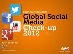 global-social-media-checkup-2012-13672574 by Burson-Marsteller Digital via Slideshare
