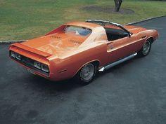 1970 Dodge Diamente concept